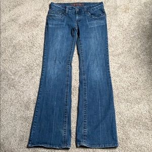 Hydraulic Bootcut Jeans Size 9/10